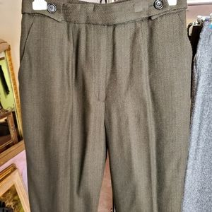 Vintage Harve Benard wool pants sz 6 nwt